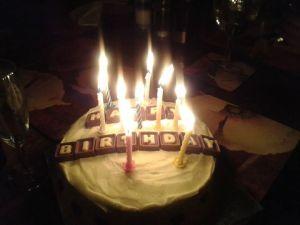 Another choc cake