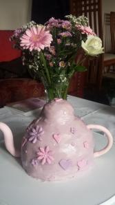 M.I.L. teapot